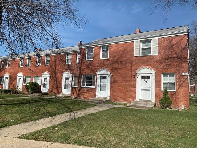 431 Clearview B, Euclid, OH 44123 (MLS #4271331) :: Keller Williams Legacy Group Realty