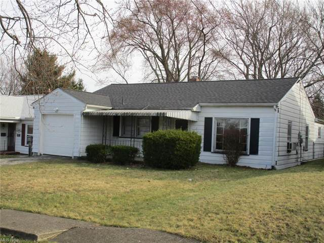 809 Cornell Street, Youngstown, OH 44502 (MLS #4271356) :: The Art of Real Estate