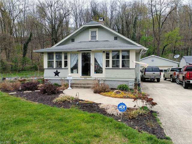 368 E Canal Street, Newcomerstown, OH 43832 (MLS #4271368) :: The Kaszyca Team