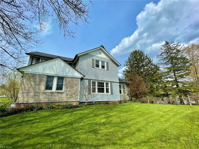 1511 Center Road, Hinckley, OH 44233 (MLS #4271384) :: The Kaszyca Team