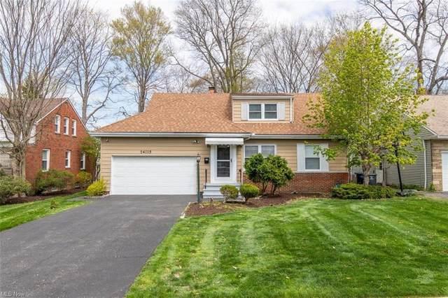 24115 Woodway Road, Beachwood, OH 44122 (MLS #4271398) :: Select Properties Realty