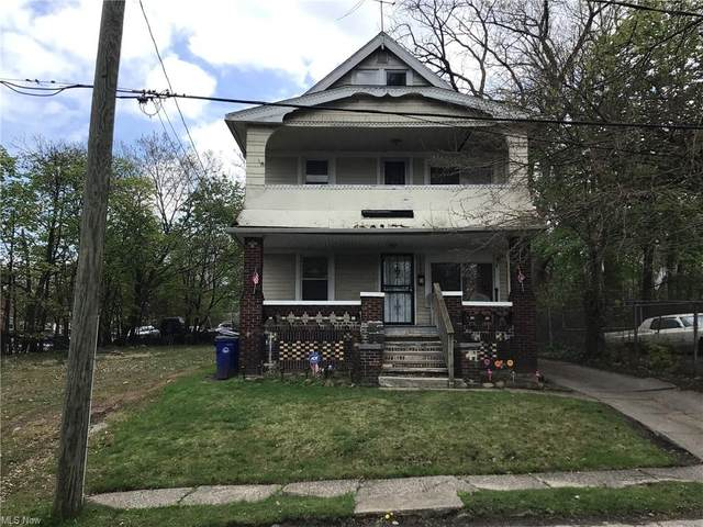 2815 E 106th Street, Cleveland, OH 44104 (MLS #4271425) :: TG Real Estate