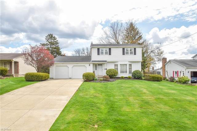 6671 Appleridge Drive, Boardman, OH 44512 (MLS #4271427) :: TG Real Estate