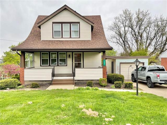599 Fisher Avenue, East Liverpool, OH 43920 (MLS #4271466) :: Keller Williams Legacy Group Realty