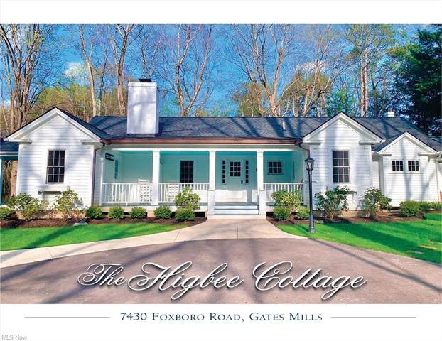 7430 Foxboro Road, Gates Mills, OH 44040 (MLS #4271532) :: Keller Williams Legacy Group Realty