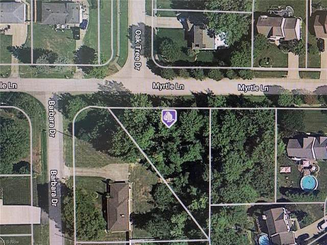 V/L 98 Myrtle Lane, Brunswick, OH 44212 (MLS #4271541) :: RE/MAX Trends Realty
