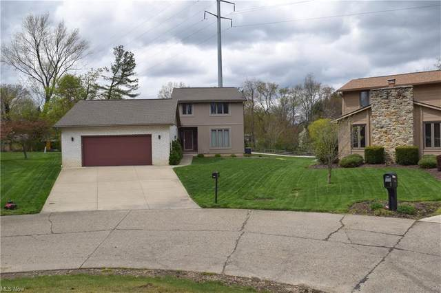 4839 Tanglewood Circle NE, Canton, OH 44714 (MLS #4271561) :: The Kaszyca Team