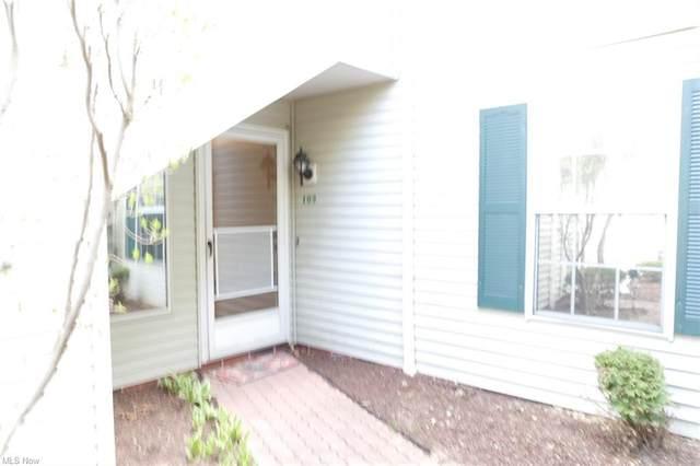 6131 Center Street #103, Mentor, OH 44060 (MLS #4271564) :: The Holden Agency