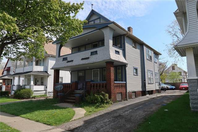 2805 E 120th Street, Cleveland, OH 44120 (MLS #4271595) :: RE/MAX Trends Realty