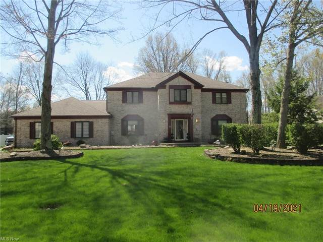3699 Sperone Drive, Canfield, OH 44406 (MLS #4271653) :: The Holden Agency