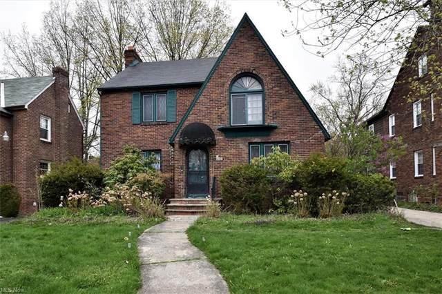 3583 Shannon Road, Cleveland Heights, OH 44118 (MLS #4271654) :: The Crockett Team, Howard Hanna