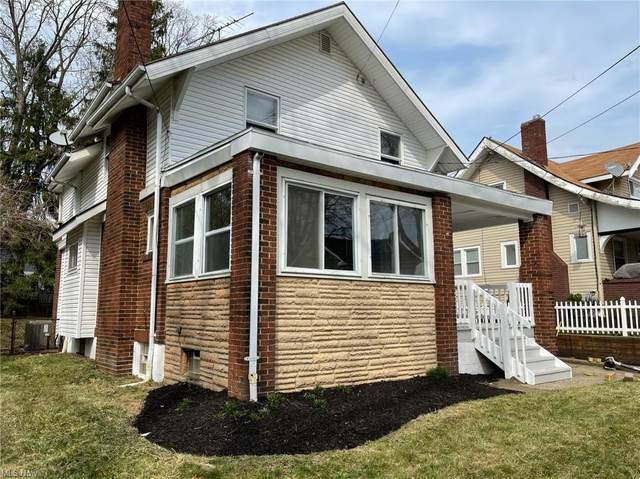 1529 Hillside Terrace, Akron, OH 44305 (MLS #4271698) :: The Art of Real Estate