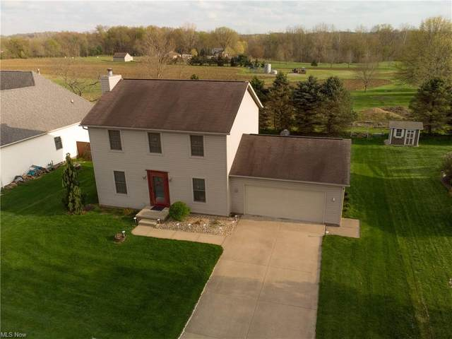404 Rodeo Circle, Louisville, OH 44641 (MLS #4271710) :: The Kaszyca Team