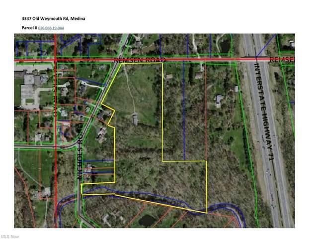 3337 Old Weymouth Road, Medina, OH 44256 (MLS #4271762) :: TG Real Estate