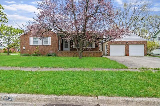 2551 11th Street, Cuyahoga Falls, OH 44221 (MLS #4271793) :: The Art of Real Estate