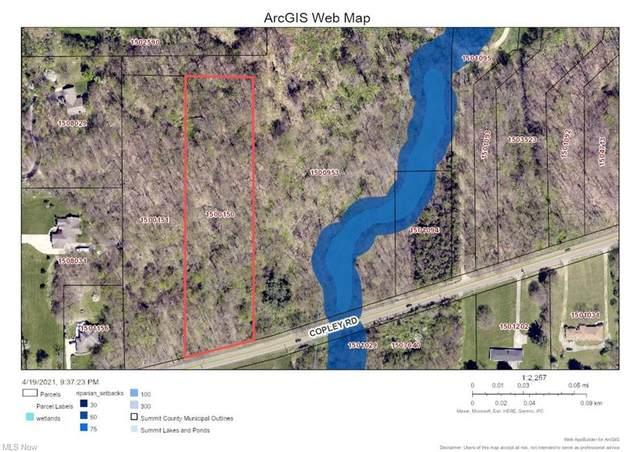 V/L Copley Road, Copley, OH 44321 (MLS #4271825) :: Select Properties Realty