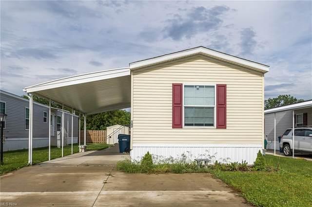 35157 Center Ridge Road #162, North Ridgeville, OH 44039 (MLS #4271835) :: Krch Realty