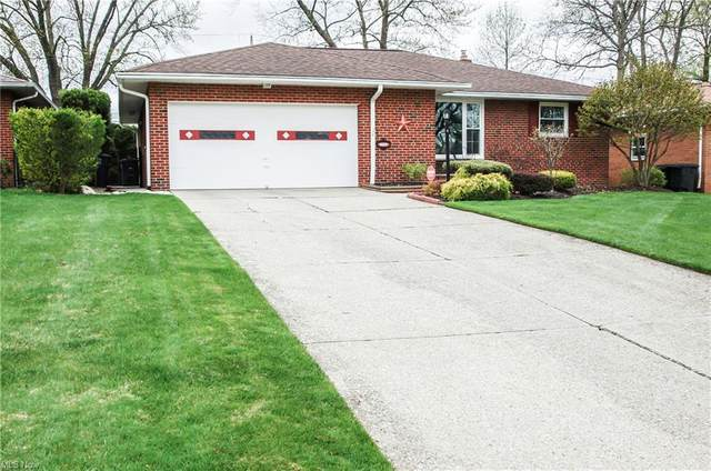 5010 Fairlawn Road, Lyndhurst, OH 44124 (MLS #4271866) :: Select Properties Realty