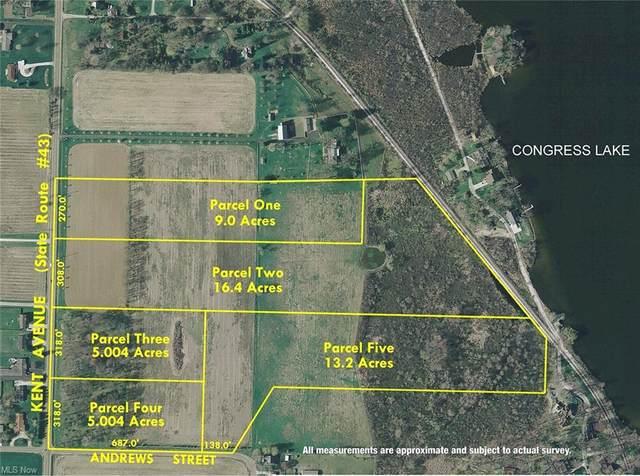 Kent Avenue NE, Hartville, OH 44632 (MLS #4271927) :: Tammy Grogan and Associates at Cutler Real Estate
