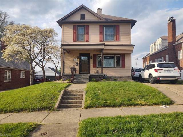 1317 Scott Avenue, Cambridge, OH 43725 (MLS #4271961) :: Keller Williams Legacy Group Realty