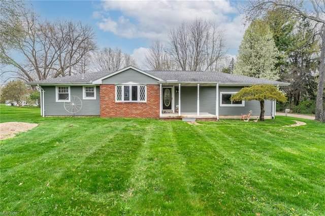 3366 Broadview Drive, Hubbard, OH 44425 (MLS #4272018) :: RE/MAX Edge Realty