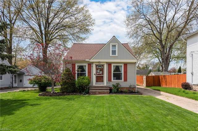 5548 Porter Road, North Olmsted, OH 44070 (MLS #4272062) :: Select Properties Realty