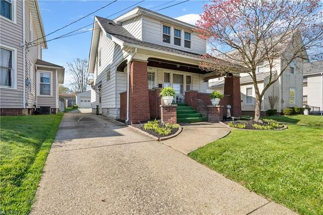 2639 Lincoln Way NW, Massillon, OH 44647 (MLS #4272079) :: RE/MAX Edge Realty