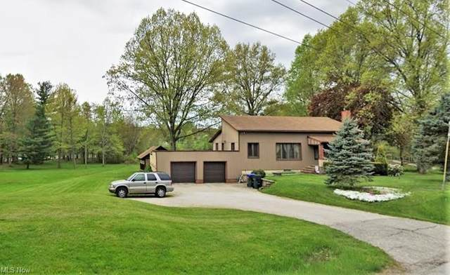 532 Portage Trail Extension W, Cuyahoga Falls, OH 44223 (MLS #4272112) :: Select Properties Realty