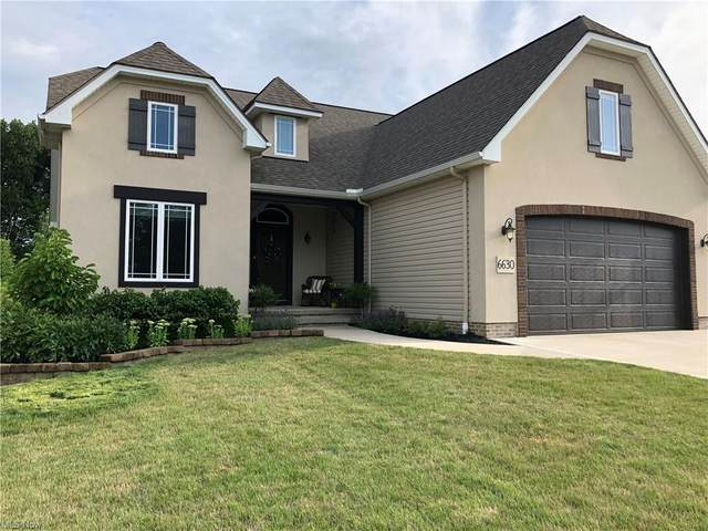 6630 Hidden Woods Trail, Mayfield Heights, OH 44143 (MLS #4272156) :: The Holly Ritchie Team