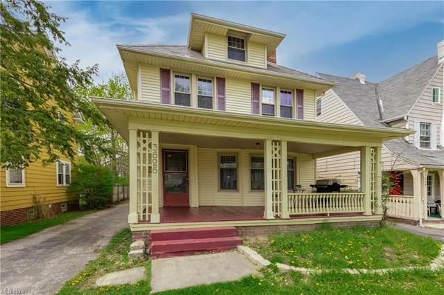 3626 Strathavon Road, Shaker Heights, OH 44120 (MLS #4272166) :: RE/MAX Edge Realty