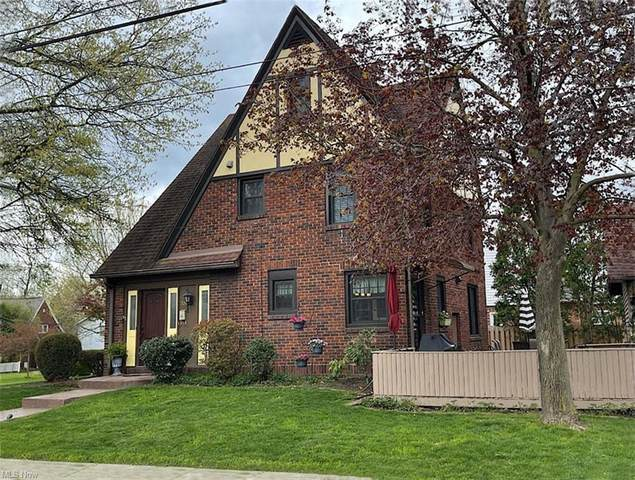1709 Chestnut Boulevard, Cuyahoga Falls, OH 44223 (MLS #4272170) :: The Holly Ritchie Team