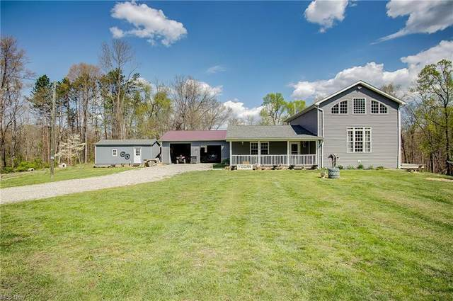 5824 Cutler Lake Road, Blue Rock, OH 43720 (MLS #4272208) :: RE/MAX Edge Realty
