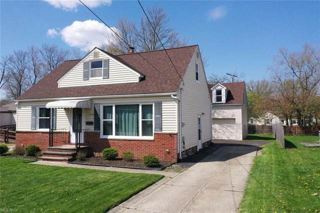 1628 Winchester Road, Lyndhurst, OH 44124 (MLS #4272282) :: Keller Williams Legacy Group Realty