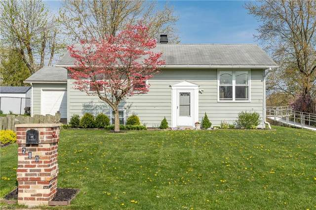 280 Arthur Street SE, Massillon, OH 44646 (MLS #4272364) :: Keller Williams Legacy Group Realty