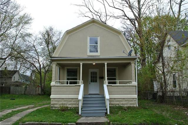 596 Frederick Avenue, Akron, OH 44310 (MLS #4272381) :: Tammy Grogan and Associates at Cutler Real Estate