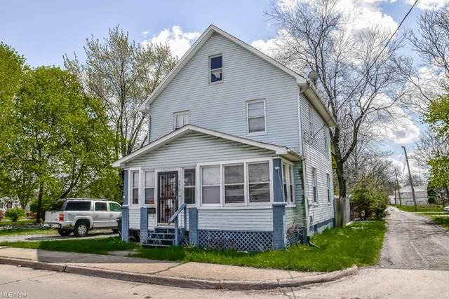 118 14th Street SE, Canton, OH 44707 (MLS #4272415) :: RE/MAX Edge Realty
