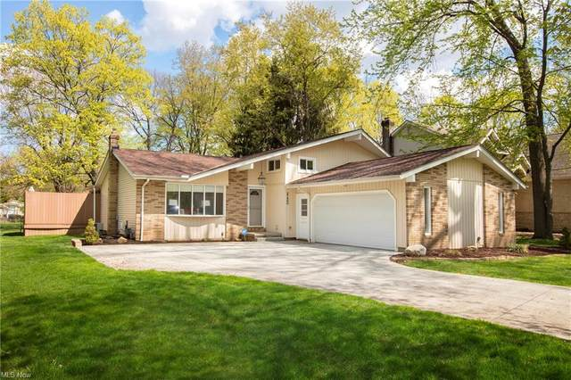 27860 North Park Drive, North Olmsted, OH 44070 (MLS #4272430) :: The Kaszyca Team