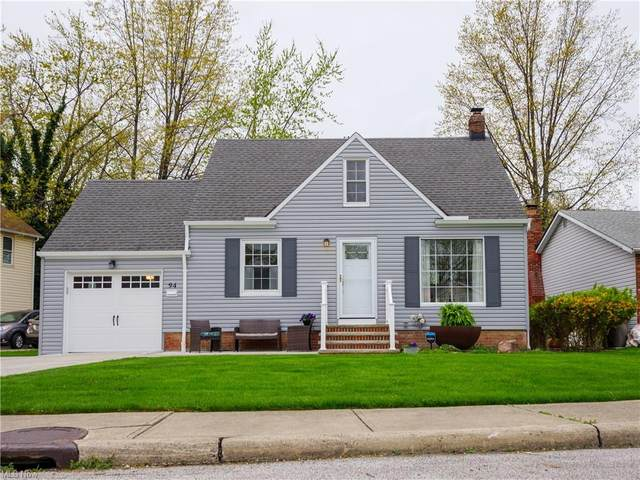 94 E 203rd Street, Euclid, OH 44123 (MLS #4272526) :: The Holly Ritchie Team