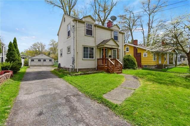 1361 Trumbull Avenue SE, Warren, OH 44484 (MLS #4272689) :: Select Properties Realty
