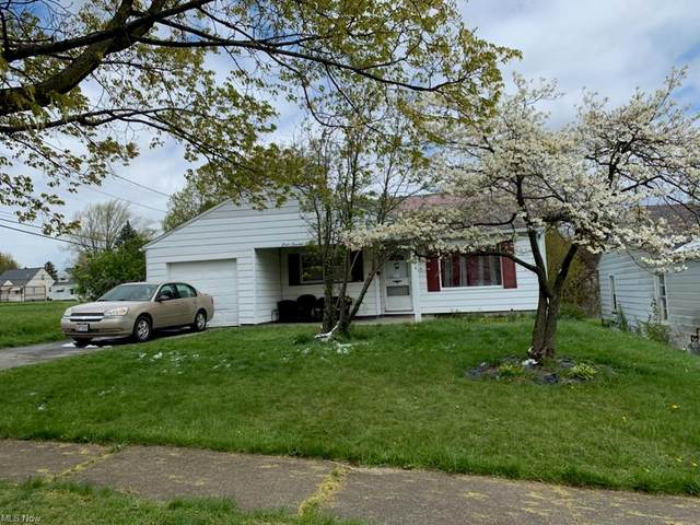 808 Cornell Street, Youngstown, OH 44502 (MLS #4272715) :: The Kaszyca Team