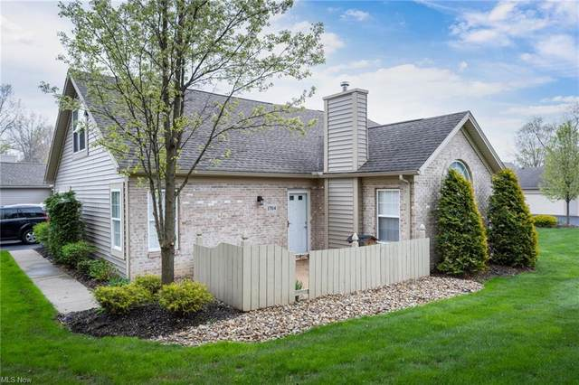 1704 Willow Brook Drive NE, Warren, OH 44483 (MLS #4272811) :: The Kaszyca Team