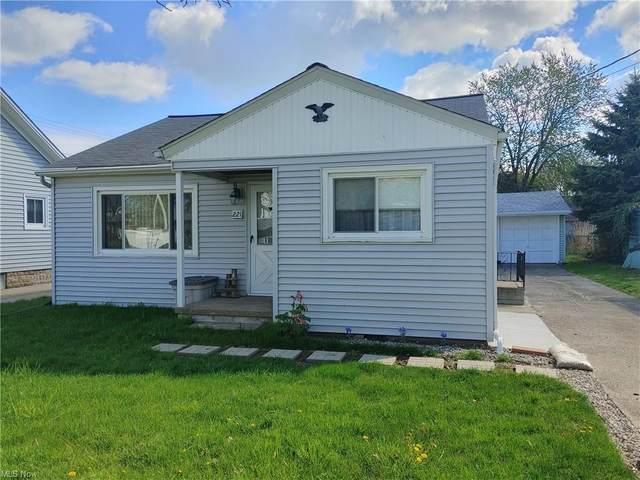 221 Kentucky Avenue, Lorain, OH 44052 (MLS #4272838) :: Select Properties Realty