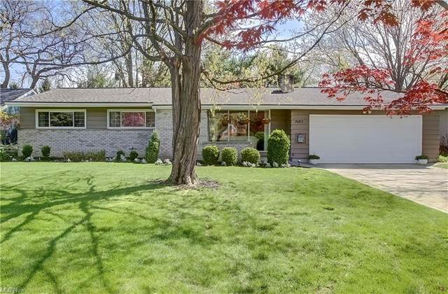 2683 Devon Hill Road, Rocky River, OH 44116 (MLS #4272871) :: The Art of Real Estate