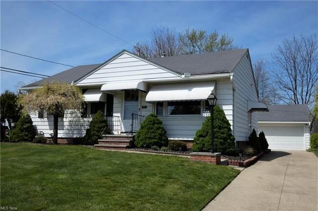 508 Briar Lane, Bedford, OH 44146 (MLS #4273018) :: Keller Williams Legacy Group Realty