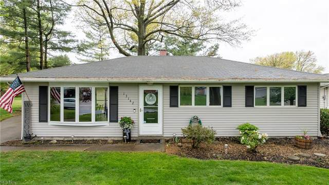 13142 Yager Drive, Strongsville, OH 44149 (MLS #4273028) :: The Art of Real Estate