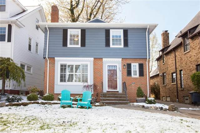 229 Argyle Road, Rocky River, OH 44116 (MLS #4273146) :: The Art of Real Estate