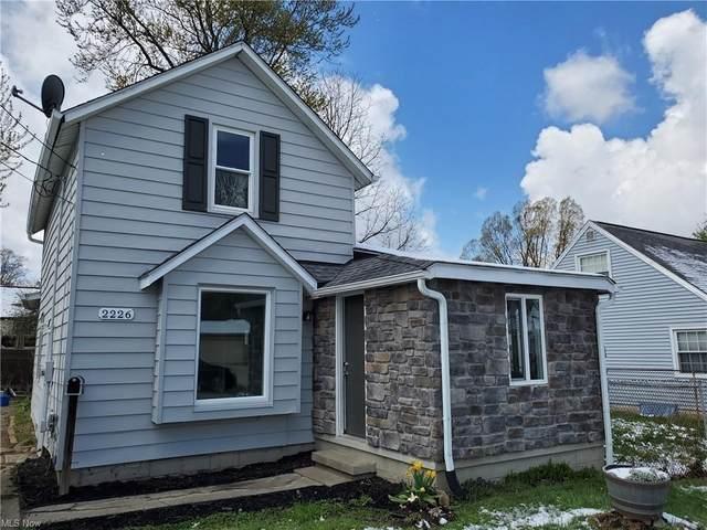 2226 Billman Place, Cuyahoga Falls, OH 44221 (MLS #4273214) :: Select Properties Realty