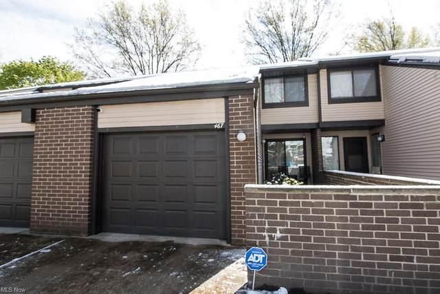 467 Terrell Court #352, Richmond Heights, OH 44143 (MLS #4273275) :: Tammy Grogan and Associates at Keller Williams Chervenic Realty