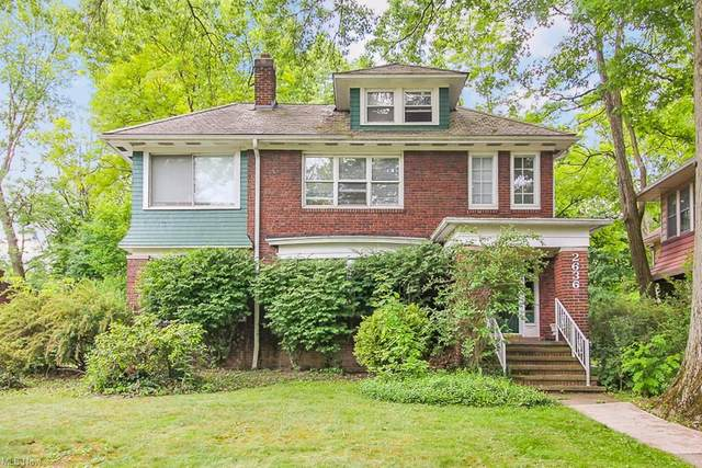 2636 Colchester Road, Cleveland Heights, OH 44106 (MLS #4273337) :: Select Properties Realty