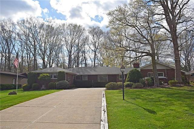 7669 Winding Way, Brecksville, OH 44141 (MLS #4273386) :: The Holly Ritchie Team